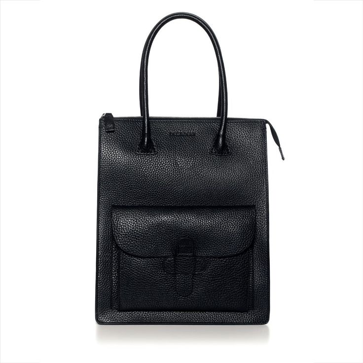 DECADENT 104-B Working Bag one Pocket Black
