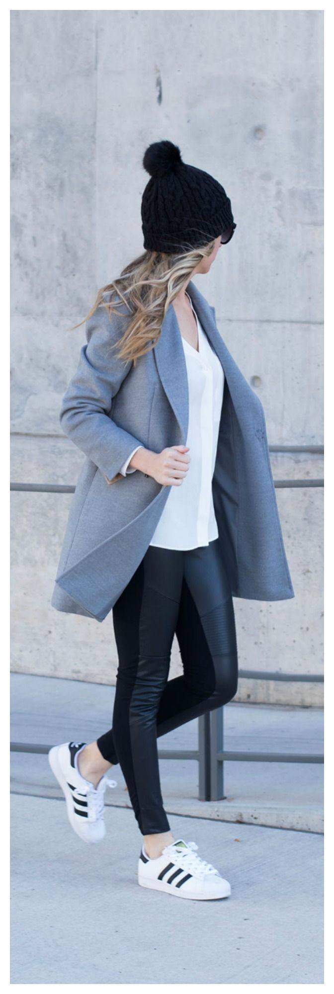 marvelous outfits with grey adidas shoes 10