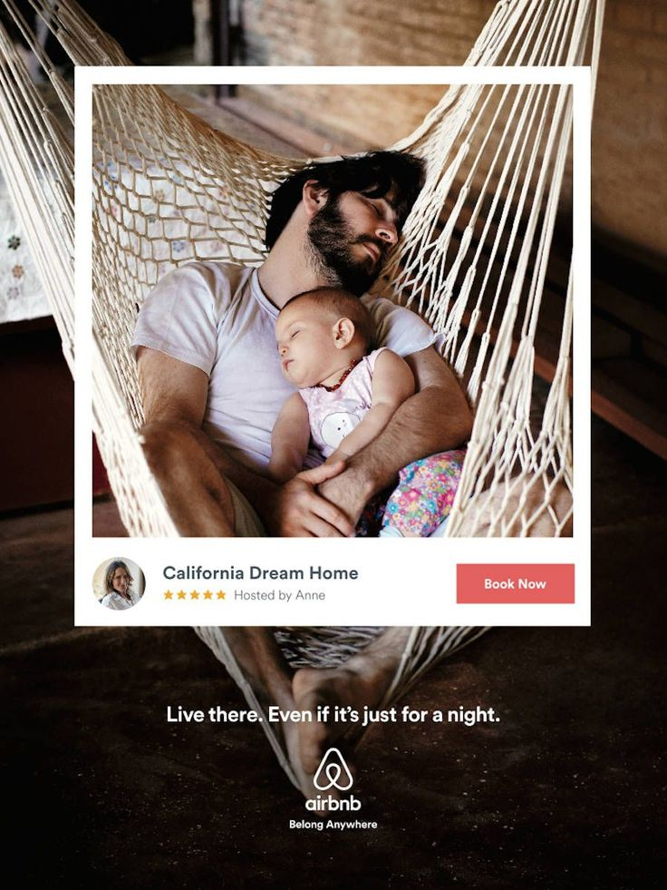 Live There Airbnb Campaign – Fubiz Media