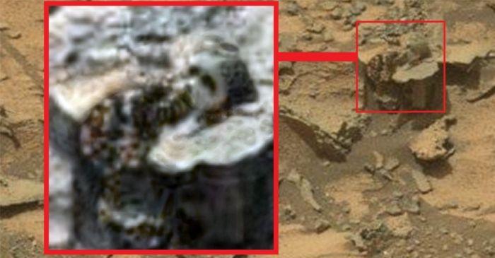 7 anomalias em Marte difíceis de serem ignoradas... mas a NASA ignorou - OVNI Hoje!