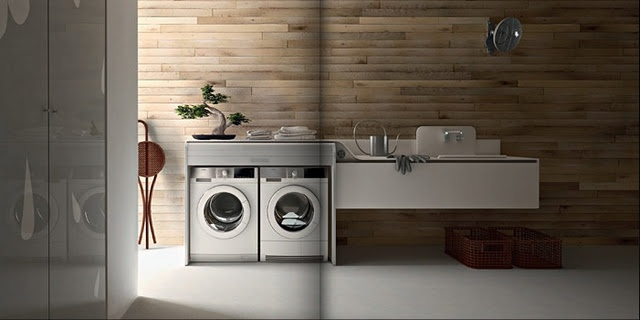218 best images about laundry in the garage on pinterest - Valcucine laundry ...