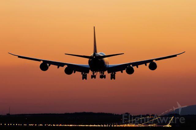 CLX Boeing 747-8