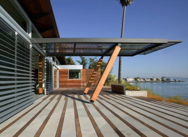 House on the Bay by Andrea Ponsi with Jensen Architects in architecture  Category
