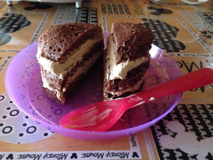 mud cake senza crusca e tollerati