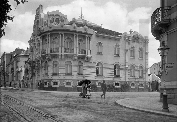 Fontes Pereira de Melo, 1911