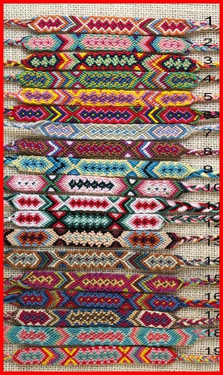 Další výběr náramků naleznete zde:  http://www.pletenenaramky.cz/pletene-naramky/pleteny-naramek-classic/