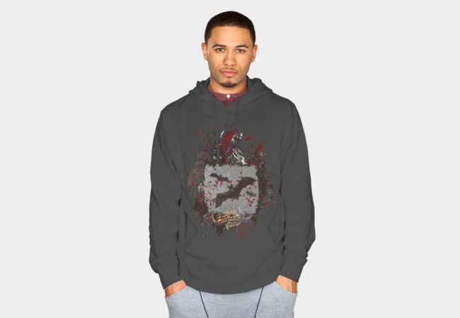 Vampire Bats - Grunge Design Sweatshirt - Design By Humans