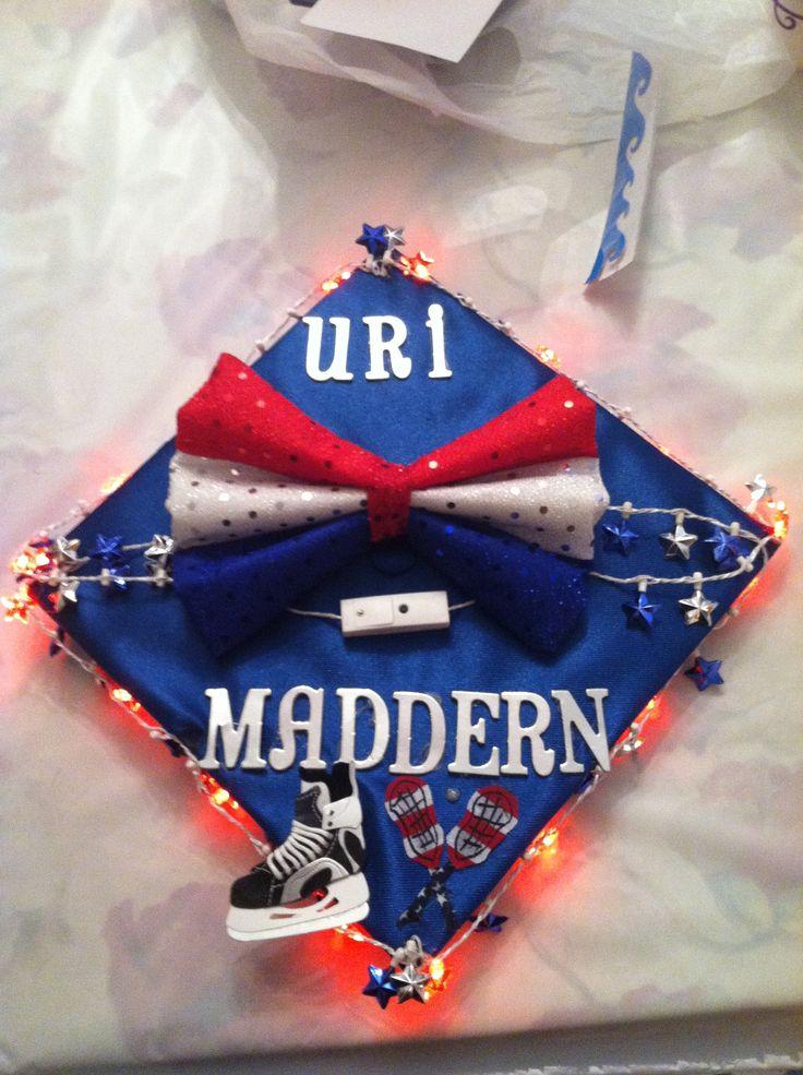 Graduation Cap Decoration #america #merica #DIY