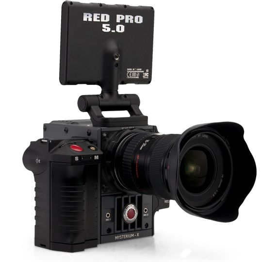 RED PRO 5.0! Awesome!