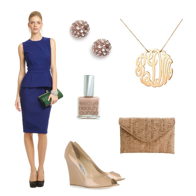 Vineyard Wedding Guest Outfit