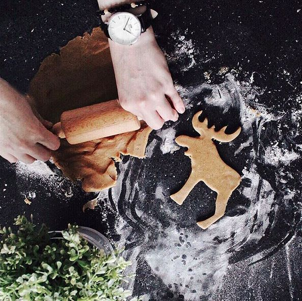 Of hearth and home — daniel-wellington:   A cookie a day keeps the...