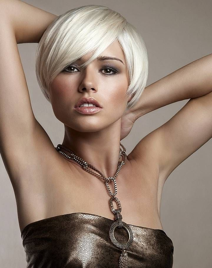 Short Bob Hair Cuts 2014 Short Blonde Bob Hairstyles