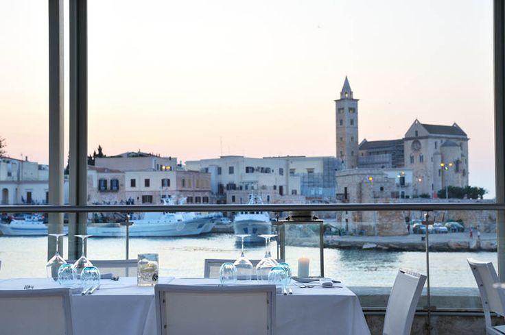 Gli 8 ristoranti sul mare più spettacolari d'Italia