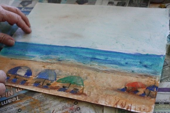 10 Creative Summer and Beach Art Projects