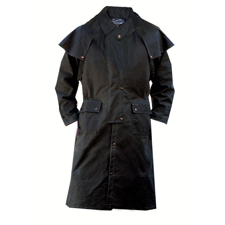 Outback Men's Low Ride Duster Coat