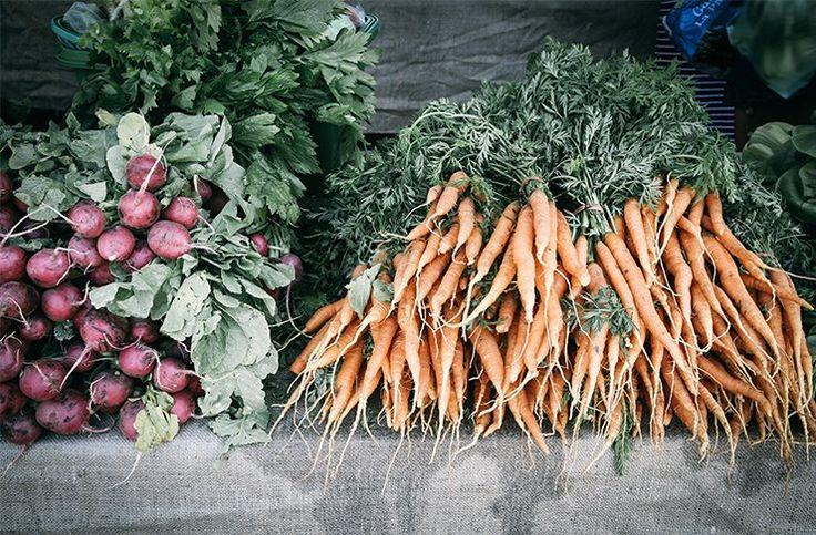 Grab fresh produce at the Bondi Farmers Market