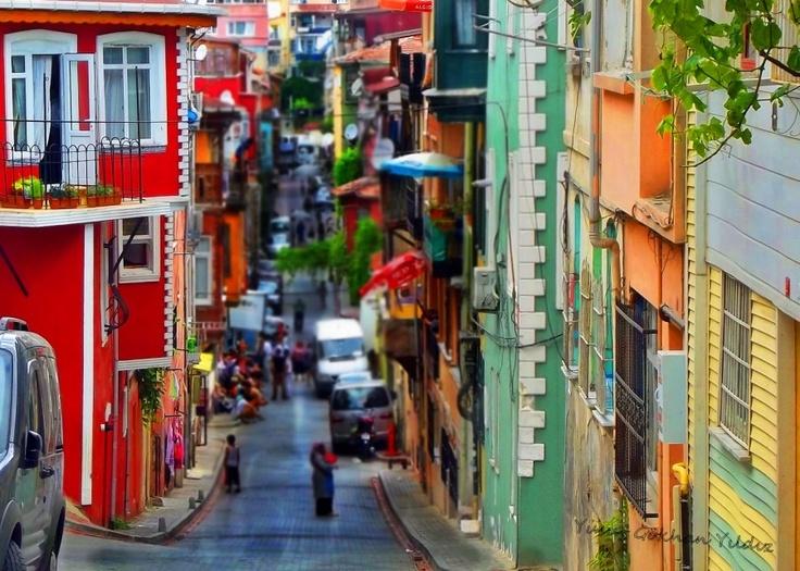 Eskimeyen İstanbul