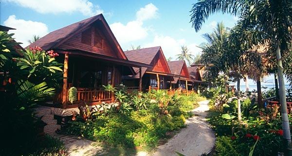 Green Papaya Resort, Koh Phangan