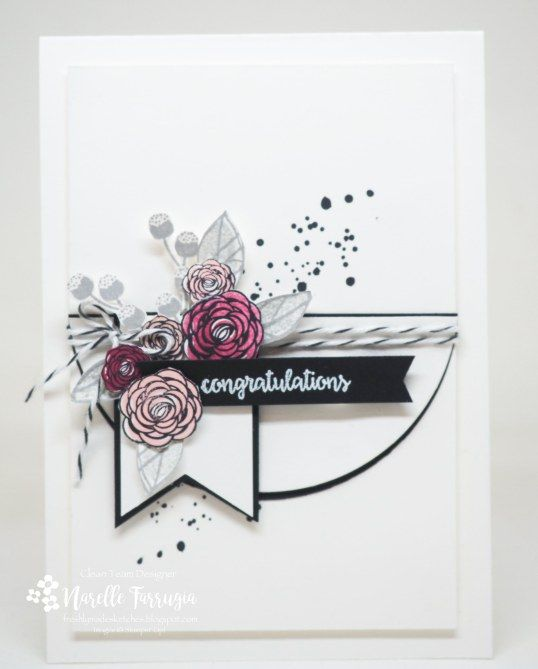 Happy Birthday Gorgeous, Stampin Up, Swirly Bird2 Comments