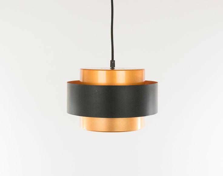 Juno pendant, designed by Danish designer Jo Hammerborg and manufactured by Fog & Mørup.