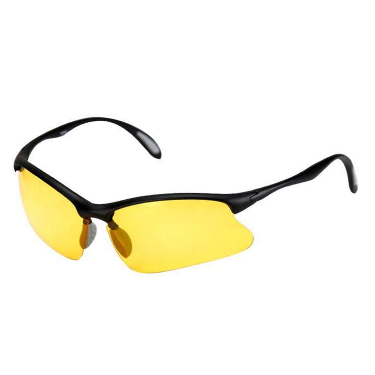Polarized Glasses Fishing Sports Sunglasses XQ-362 yellow glasses
