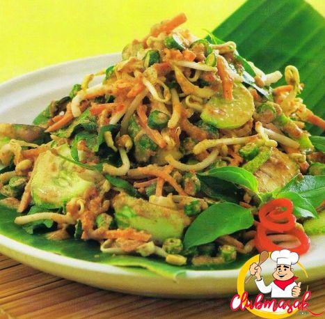 Resep Salad Mentahan, Salad Sayur Untuk Diet, Club Masak