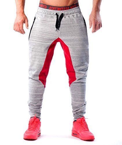 Men's Joggers Pants Gym Sport Training Pants Fitness Runn