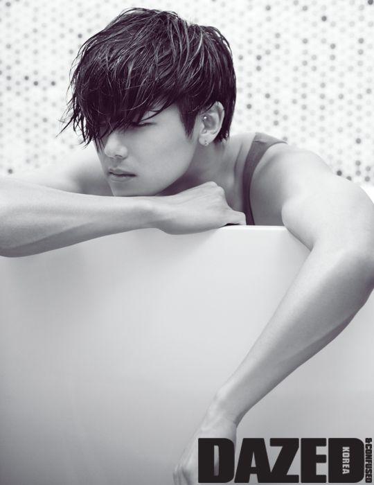 Dazed & Confused, 2013.05, CNBLUE's Kang Min Hyuk