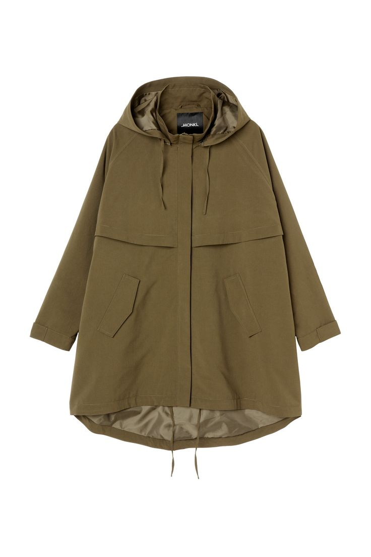 I just ordered this super cute Parka from Monki - I'm supposed to be going on a hike with my classmates at the end of next week, I neeeeeed this to arrive by then - I'll be crossing my fingers