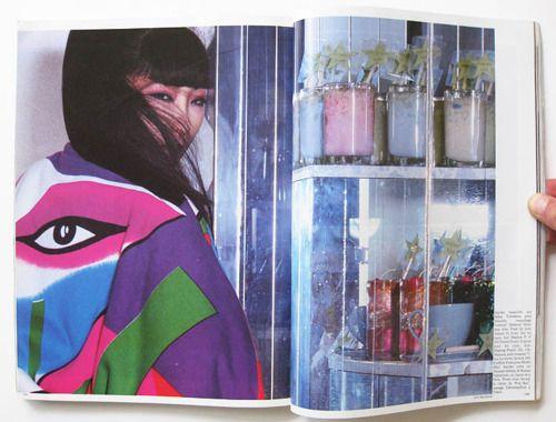 Kansai Yamamoto, by Guy Bourdin, 1984