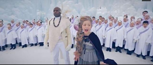 """【鳥肌立つ圧巻の歌声…】『アナと雪の女王』の""""Let It Go""""のカバー、Lexi WalkerちゃんとAlex Boyeの歌うバージョンが素晴らしすぎる!!【聴かずに死んだら大損!】 - A LA CARTE"""
