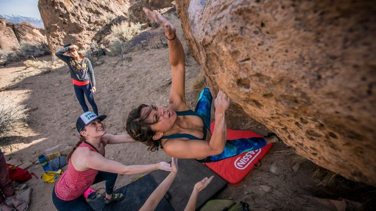 5 Reasons We're Stoked for the Women's Climbing Fest