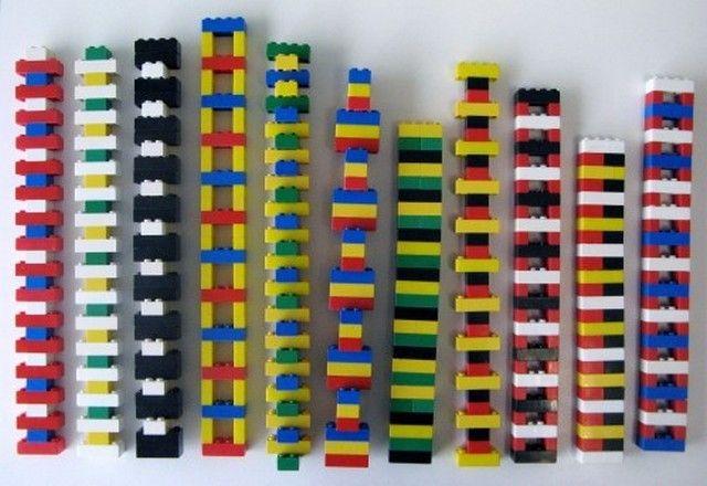 ATELIERS  LEGO : ALGORITHMES