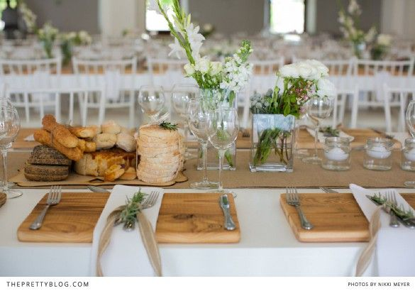 Henri & Déde's Countryside Charm | Real weddings | The Pretty Blog