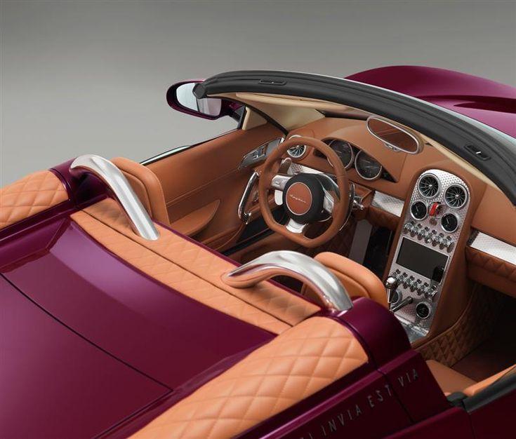 2013 Spyker B6 Venator Spyder Concept Imagen
