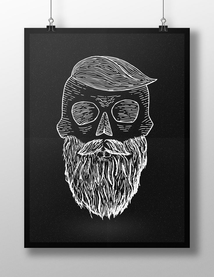 "Przejrzyj mój projekt w @Behance: ""Linework hipstaskull"" https://www.behance.net/gallery/34295679/Linework-hipstaskull"