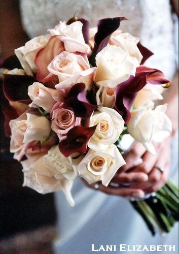 callas + roses=so pretty!