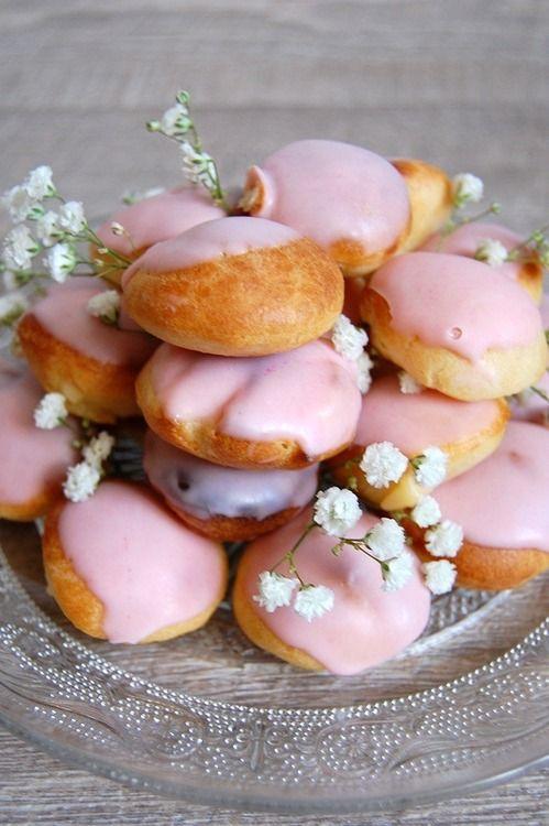 Bonjour Darling! Vanilla Choux Puffs