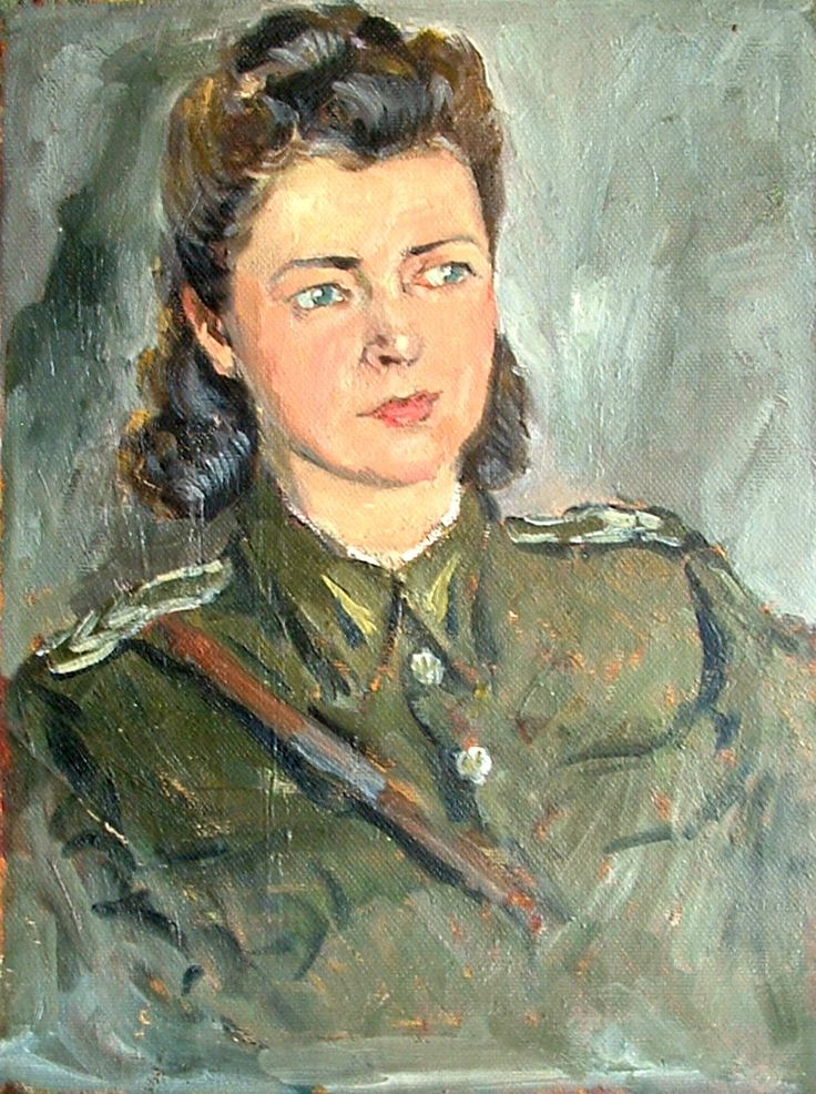 Russian art Artist: Nikolai Matsedonskiy (1911-1981)