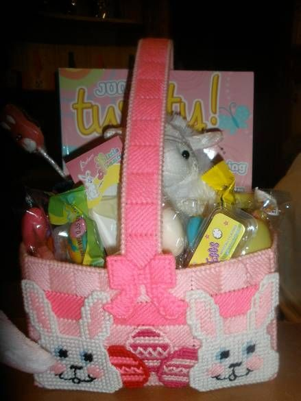 Plastic Canvas For Sale | Picture of easter baskets for sale posted in the Harlan, KY gallery