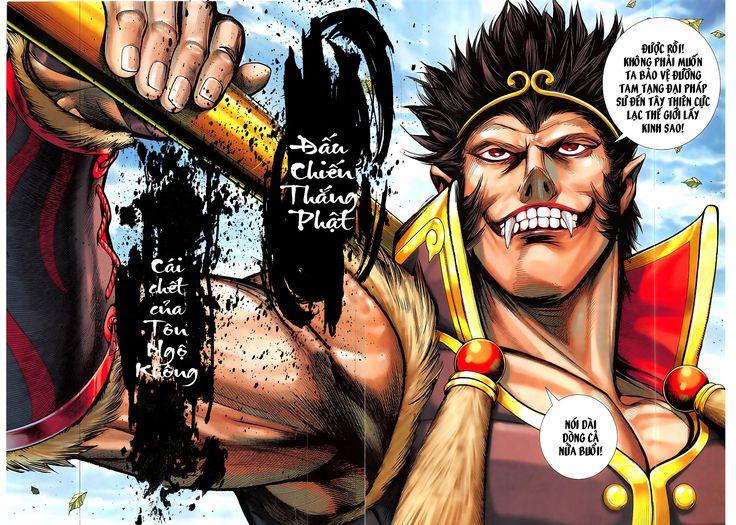 Tây Du chap 26 - Truyện tranh   Truyện tranh online   Đọc truyện tranh   Manga