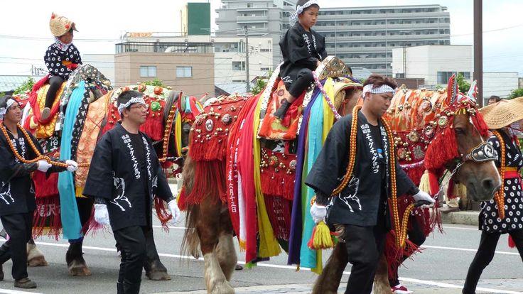 チャグチャグ馬コ パレード 2015