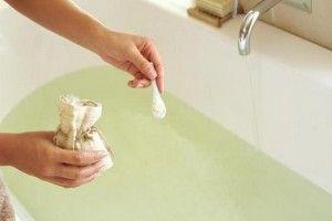 Домашние детокс-ванны для очищения организма
