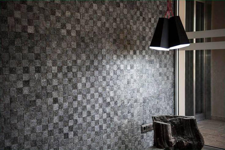 Μαύρο Τέτρις Δίχτυ 30x30cm Χρησιμοποιούνται για επενδύσεις κυρίως σε εσωτερικούς χώρους όπως τζάκι, μπάνιο, κουζίνα, σαλόνι, καθιστικό κλπ.  Γενικά είναι προϊόντα κατάλληλα για κάθε μορφής διακόσμηση (design)  http://www.toutsis.gr/product/mayro-tetris-dihty-30x30cm