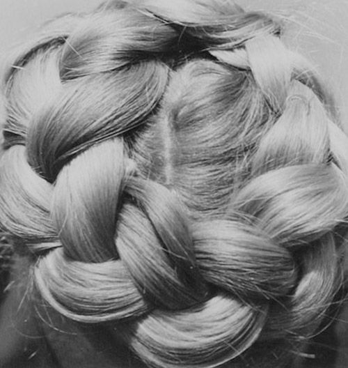 Braid braid braid.