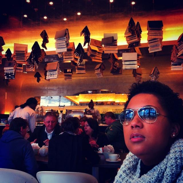 Breakfast at Tasha's. @Wisaal Anderson Anderson