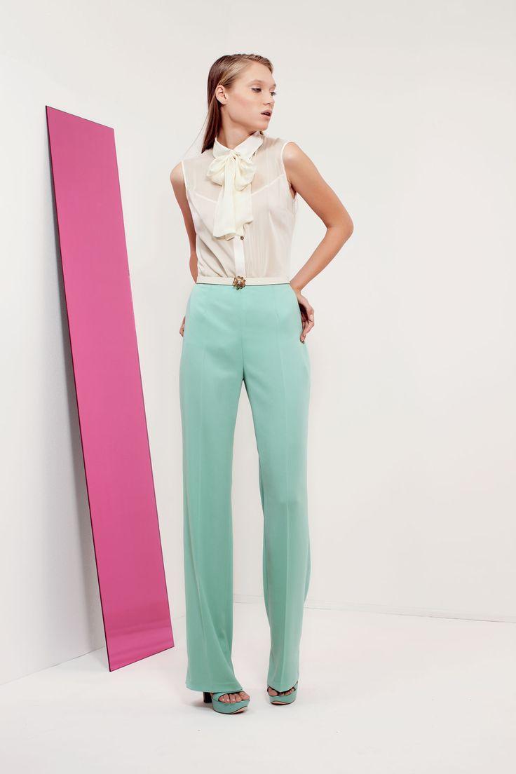 #bettyblue #SS13 #lookbook #shirt #trousers