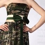 Camo Homecoming Dresses Short for Your Military Lover