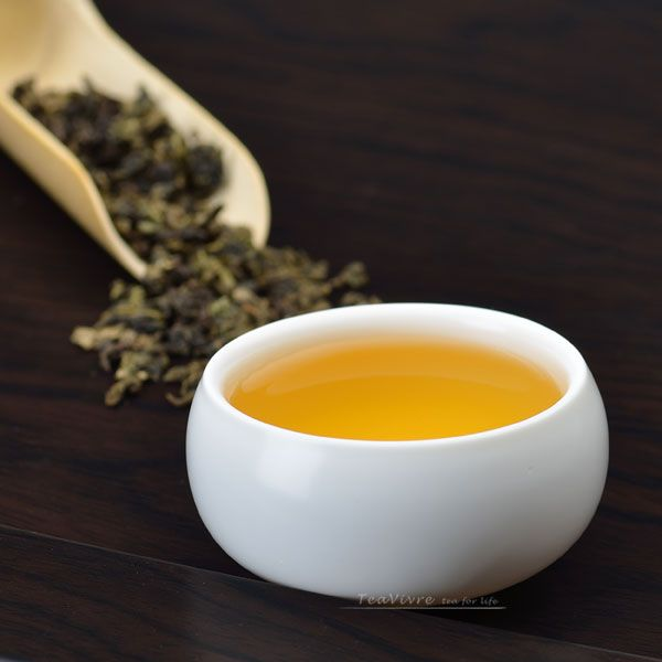 "Organic Nonpareil Heavily Roasted Tie Guan Yin ""Iron Goddess"" Oolong Tea"