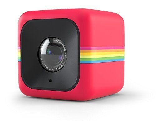 [#Newest Version] Polaroid Cube+ Mini Lifestyle Action Camera with Wi-Fi & Image Stabilization #tech #electronic #activity @Digital Camera World @Smart Gadgets Shop